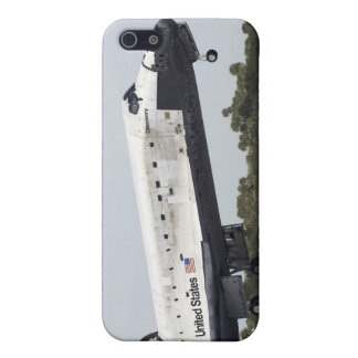 Space Shuttle Discovery touches down iPhone 5/5S Case