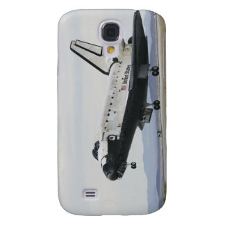 Space Shuttle Discovery's main landing gear Galaxy S4 Case