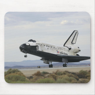 Space Shuttle Discovery's main landing gear Mouse Mat