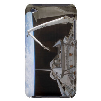 Space Shuttle Discovery's payload bay 2 iPod Touch Cases