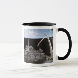 Space Shuttle Discovery's payload bay 2 Mug