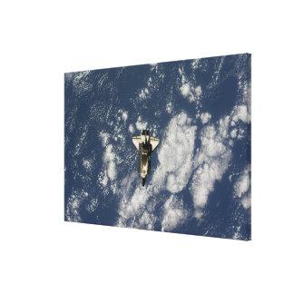 Space Shuttle Endeavour 10 Canvas Print