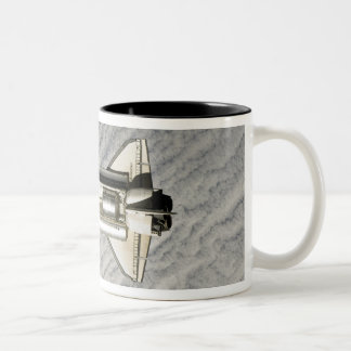 Space Shuttle Endeavour 13 Two-Tone Coffee Mug