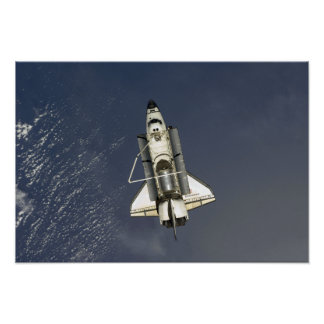 Space Shuttle Endeavour 16 Poster