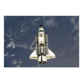 Space Shuttle Endeavour 17 Photo Print