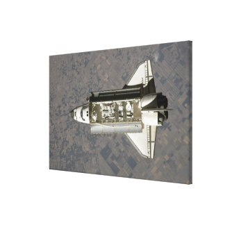 Space Shuttle Endeavour 20 Canvas Print