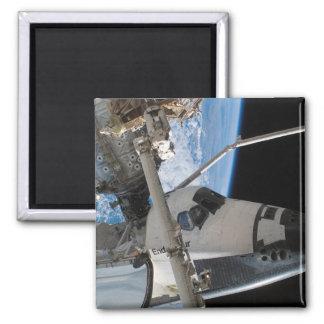 Space Shuttle Endeavour 23 Magnet