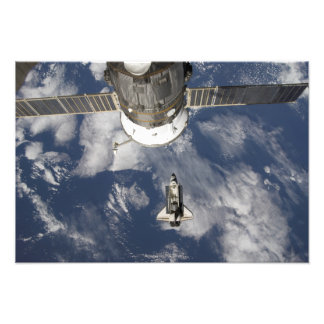 Space Shuttle Endeavour 25 Photo Print