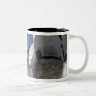 Space Shuttle Endeavour 25 Two-Tone Coffee Mug