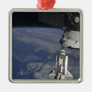 Space shuttle Endeavour 2 Christmas Ornament