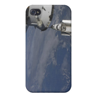 Space shuttle Endeavour 2 Covers For iPhone 4