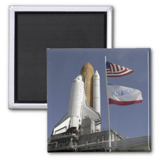 Space Shuttle Endeavour 2 Magnet