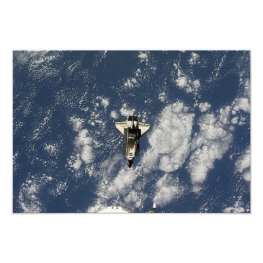 Space Shuttle Endeavour 2 Photographic Print
