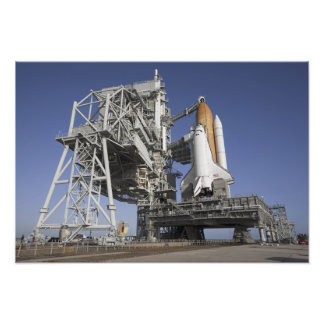 Space shuttle Endeavour 2 Photo Print
