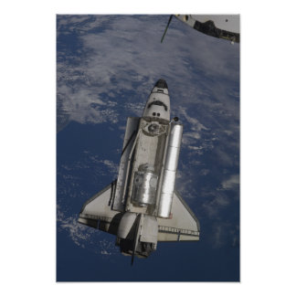 Space Shuttle Endeavour 2 Poster