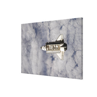 Space Shuttle Endeavour 6 Canvas Print