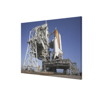 Space shuttle Endeavour Canvas Print