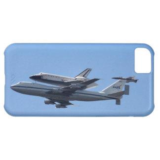 Space Shuttle Endeavour Final Flight iPhone Case iPhone 5C Cover