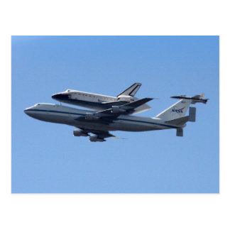 Space Shuttle Endeavour Final Flight Postcard
