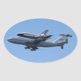 Space Shuttle Endeavour Final Flight Sticker