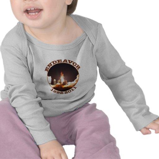 Space Shuttle Endeavour Final Launch Tshirts