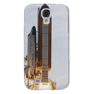 Space Shuttle Endeavour lifts off 2 Galaxy S4 Case