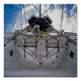 Space Shuttle Endeavour Maiden Flight Print