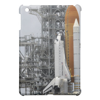 Space Shuttle Endeavour on the launch pad 2 iPad Mini Cover