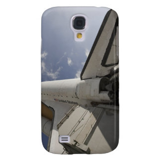 Space Shuttle Endeavour on the launch pad 6 Galaxy S4 Case