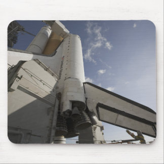 Space Shuttle Endeavour on the launch pad 6 Mouse Mat