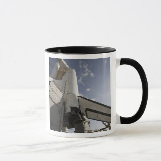 Space Shuttle Endeavour on the launch pad 6 Mug