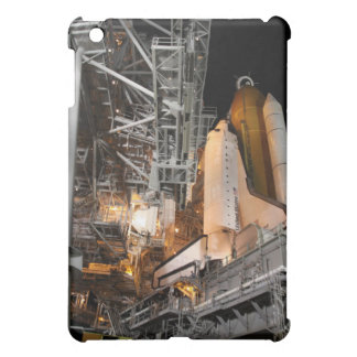 Space Shuttle Endeavour on the launch pad iPad Mini Case