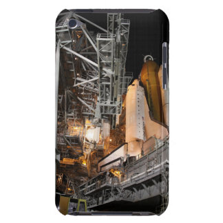 Space Shuttle Endeavour on the launch pad iPod Touch Case