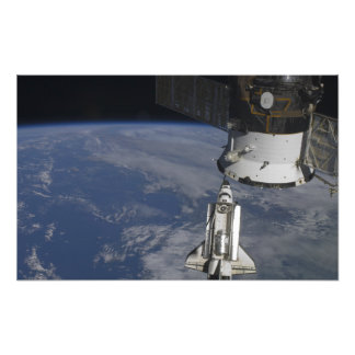 Space shuttle Endeavour Photo Print