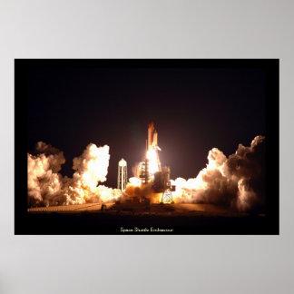 Space Shuttle Endeavour Print