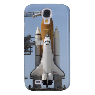Space Shuttle Endeavour sits ready Galaxy S4 Case