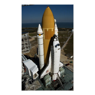 Space Shuttle Endeavour (STS-89) Posters