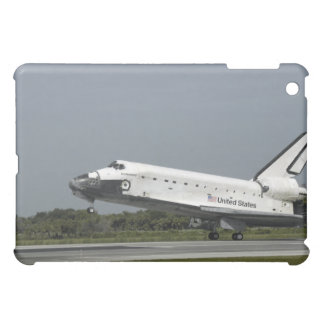 Space Shuttle Endeavour touches down Cover For The iPad Mini