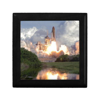 Space shuttle gift box