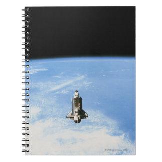 Space Shuttle in Orbit 3 Notebook
