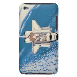 Space Shuttle in Orbit Barely There iPod Cover