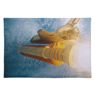 Space Shuttle in Space 2 Placemat
