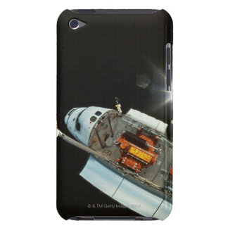 Space Shuttle in Space iPod Case-Mate Case