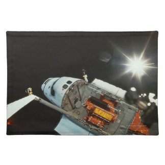 Space Shuttle in Space Placemat