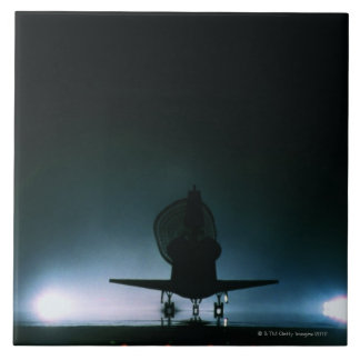 Space Shuttle Landing 2 Tile