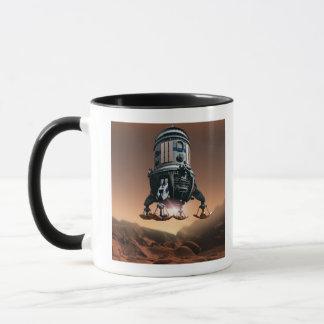Space Shuttle Landing 3 Mug