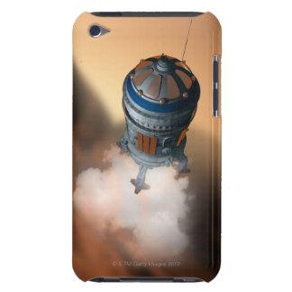 Space Shuttle Landing 4 Barely There iPod Case