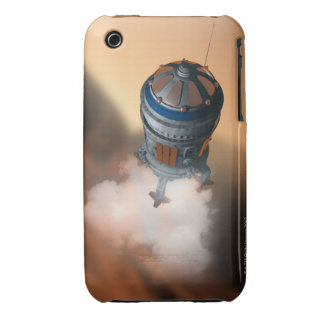 Space Shuttle Landing 4 Case-Mate iPhone 3 Case