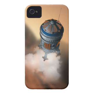 Space Shuttle Landing 4 iPhone 4 Case