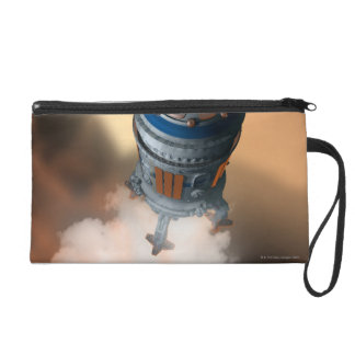 Space Shuttle Landing 4 Wristlet
